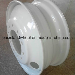 Steel Truck Wheel 9.75X22.5 for Tyre 13r22.5 pictures & photos