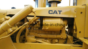 OEM-Ripper Shanghai/40hq_Container-Shipping 2008/6000hrs Ce/SGS Used Caterpillar D6d Hydraulic Crawler Bulldozer pictures & photos