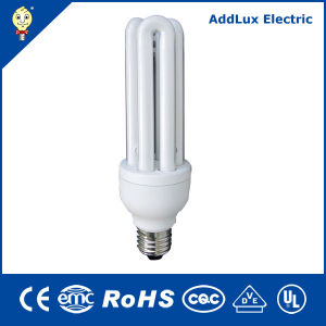 CE UL 11W - 26W 3u Compact Fluorescent Bulbs 110-240V pictures & photos