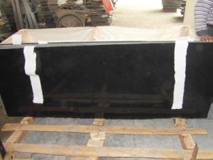 China Black Granite G684 Polished pictures & photos