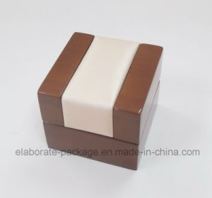 Custom Luxury Wood Bangle Watch Packaging Box pictures & photos