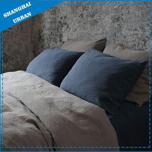 Natural Flax Linen Duvet Cover Bedding pictures & photos
