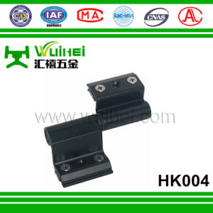 Aluminum Alloy Power Coating Pivot Hinge for Door with ISO9001 (HK004) pictures & photos
