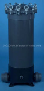 PVC Cartridge Filter Housing for Water Treatment pictures & photos