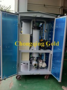 Two Stage High Vacuum Waste Oil Recycling Machine (ZJA Series) pictures & photos