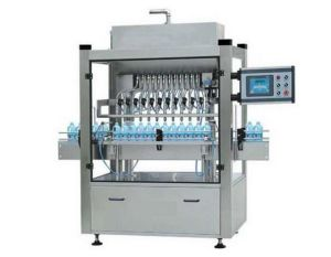 Quantitative Liquid Filling Machine Oil Packing Machine pictures & photos