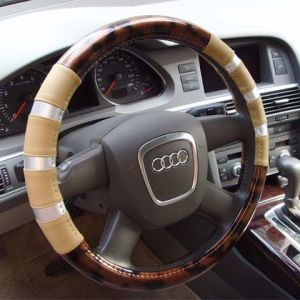 Car Accessories Mixed Color Design Your Steering Wheel Cover pictures & photos