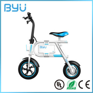 New Design Mini Aluminum Frame Electric Folding Bike pictures & photos