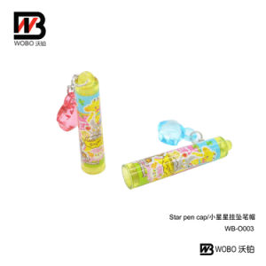 Colorful Stationery Pencil Cap for School