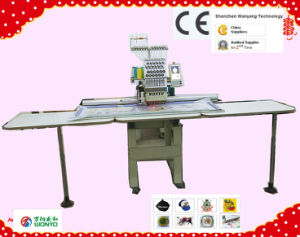 Wonyo Large Long Big Embroidery Area Single Head Embroidery Machine Wy1201cl pictures & photos