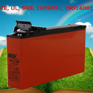 Telecom Batteries 12V 100ah Battery 12V Battery Pack pictures & photos