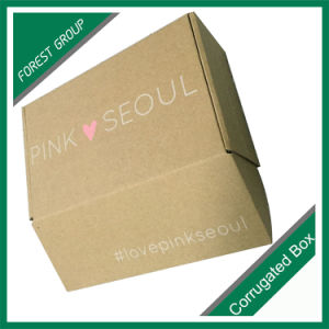 Paper Corrugated Shipping Box Without Logo pictures & photos