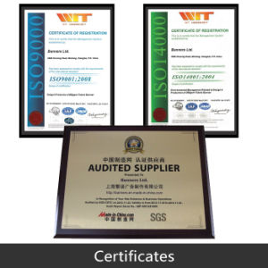 Custom Design Printing PVC Adhesive Sticker Vinyl (BL-TFB80) pictures & photos