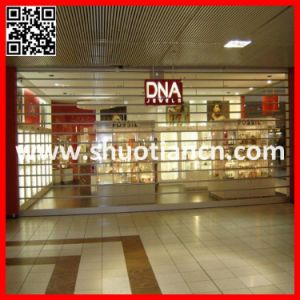 Commercial Shop Plastic Roll up Door (ST-003) pictures & photos