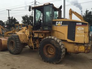 Used Caterpillar 938g Wheel Loader for Sale pictures & photos