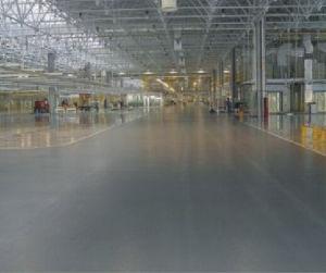 Hualong Nonmetal Wearproof Resistant Floor Paint pictures & photos