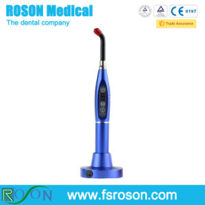 Economical Cordless LED Dental Light Curing Machine pictures & photos