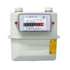 IC Card Diaphragm Gas Meter