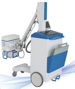 Best Quality Mobile Digital X-ray Machine with Flat Panel Detector pictures & photos