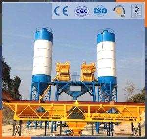 Hzs60 Dry Concrete Mixer Batching Plant in Dubai pictures & photos