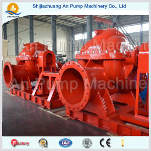 Large Volume High Efficiency Double Suction 6 Inch Diesel Water Pump pictures & photos