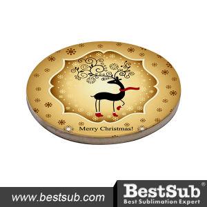 Bestsub Ceramic Sublimation Mug Coaster (E-BZ10) pictures & photos