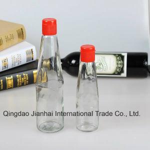 High Flint Material Glass Sesame Oil Bottle pictures & photos