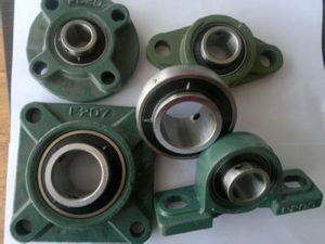 New Product Chrome Steel Pillow Block Bearing P205 P206 P207 P211 P212 pictures & photos