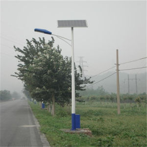 6m 60W LED Solar Street Lights pictures & photos