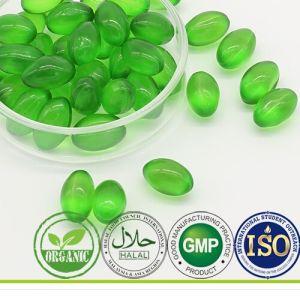GMP 100% Pure Anti Cancer Reishi Mushroom Oil Soft Capsule pictures & photos