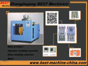 Bst-60-5L Fully Automatic 5L Single Station Blowing Molding Machine pictures & photos