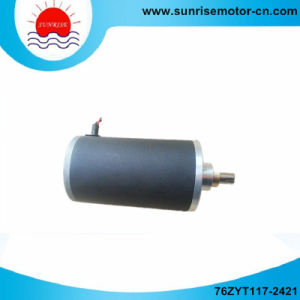 76zyt117-2421 24VDC 0.72nm 120W 1600rpm Permanent Magnet DC Motor pictures & photos