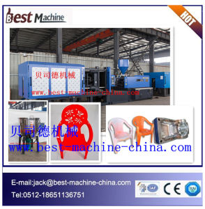 Customized High Quality Plastic Chair Injection Moldng Machine pictures & photos