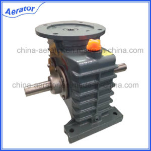 Taiwanese Type 9 Spline Worm Gear Reducer in Aerators