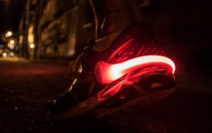 Safety Signal Sports LED Light Shoe Heel Clip pictures & photos