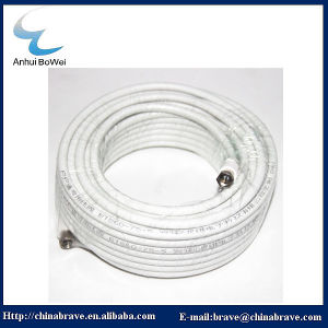 High Quality GB Shield RG6 Coaxial Cable for LNB/Dish/Antenna pictures & photos