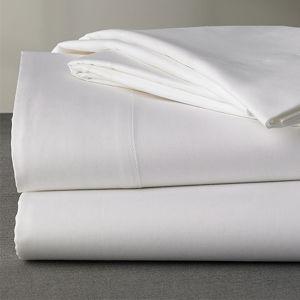 100%Cotton Plain White Hotel Linen Bedding Duvet Cover Set (DPF2545) pictures & photos