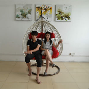 Simple Assembly Heavy Duty Patio Hanging Egg Swing Chair pictures & photos