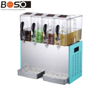 10L*4 Stainless Steel Orange Juice Dispenser (BOS-JP4)