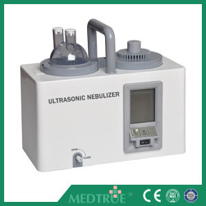 CE/ISO Approved Ultrasonic Nebulizer (MT05116012) pictures & photos