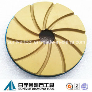 3000# Snail Lock Edge Grinding Wheel pictures & photos