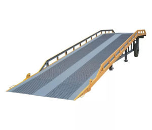 Niuli Movable Hydraulic Dock Ramp pictures & photos