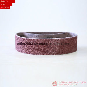 20*520mm, P60 Ceramic, Zirconia & Silicon Carbide Abrasive Sanding Belts pictures & photos
