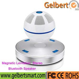 NFC Magnetic Levitation Floating 3D Stereo Bluetooth Speaker pictures & photos