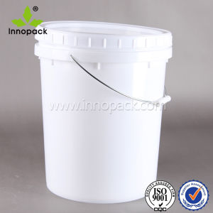 20L Screw Lid Food Grade Printed PP Bucket pictures & photos