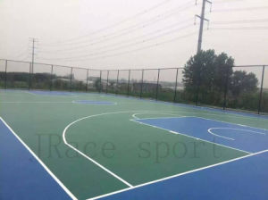 All Weather Resistance and UV Resistance Basketball Court Flooring pictures & photos