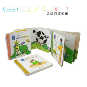 Perfect Binding Hardcover Story Book Children Book pictures & photos