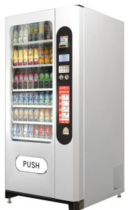 Snack/Cans/Bottle Vending Machines/Dispenser LV-205f pictures & photos