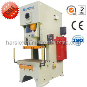 Jh21 Series Open Front and Fixed CNC Punching Press pictures & photos