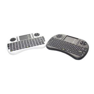 Easy to Use Mini Wireless Qwerty Touchpad Keyboard pictures & photos